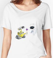 Pin Wheel Women's Relaxed Fit T-Shirt