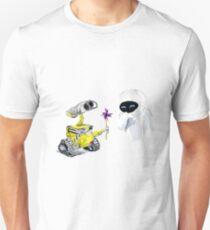 Pin Wheel Unisex T-Shirt