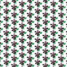 « Une fleur à l'infini » par Mireille  Marchand
