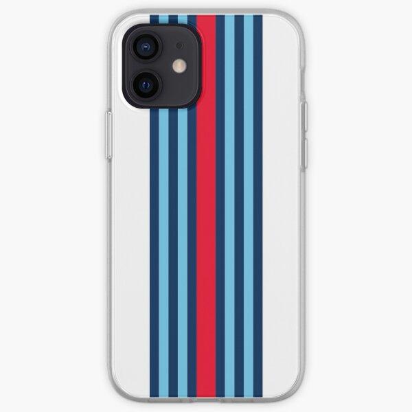 Sola raya de Martini Funda blanda para iPhone