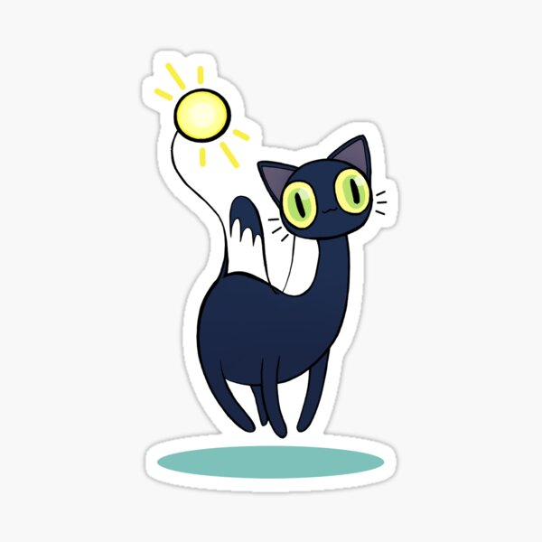 Devilcat Sticker