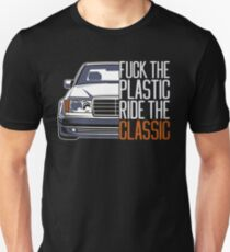 "W124 ""FTP Style"" Unisex T-Shirt"