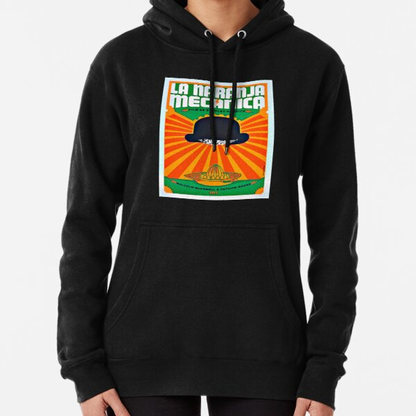 A Clockwork Orange Fans Pullover Hoodie