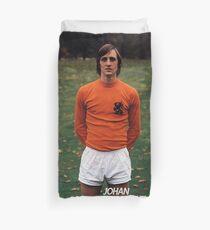 #JohanCruyff Duvet Cover