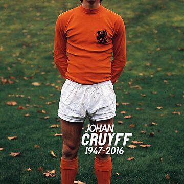 #JohanCruyff by Matty723