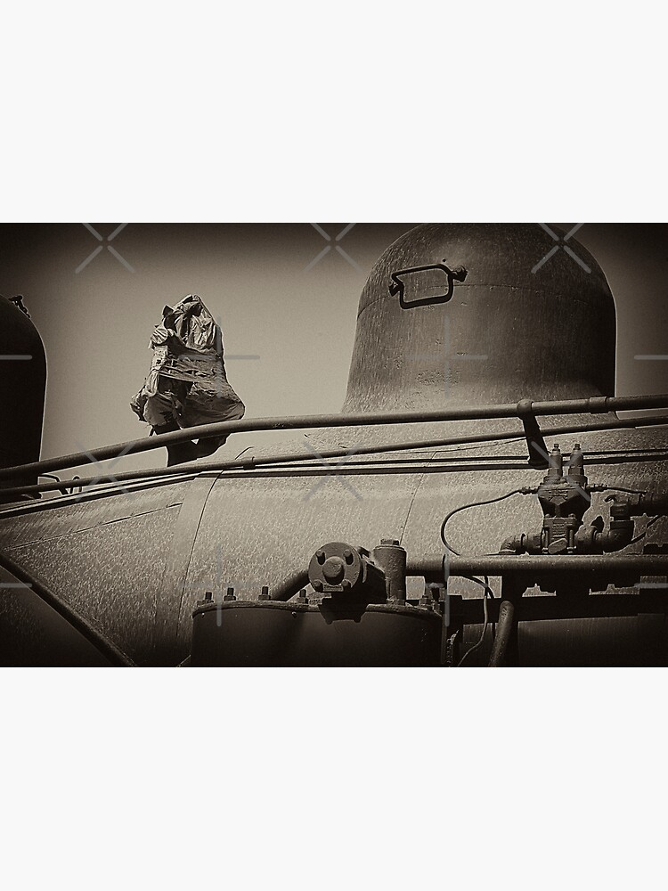 Antique Trains by claytonbruster