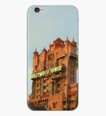 Tower of Terror- Hollywood Studios iPhone Case