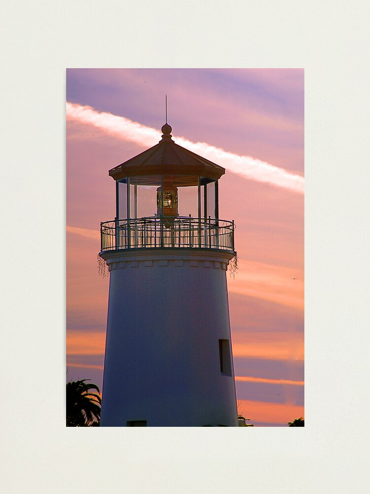 Alternate view of Light House Photographic Print