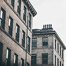Architecture in Little Germany, Bradford. by Rob  Ford