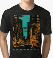 Street Graffiti  Tri-blend T-Shirt