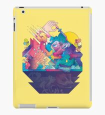 Red In Tooth And Claw iPad Case/Skin