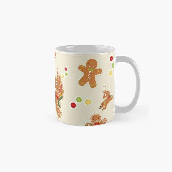 Christmas Unicorn Classic Mug