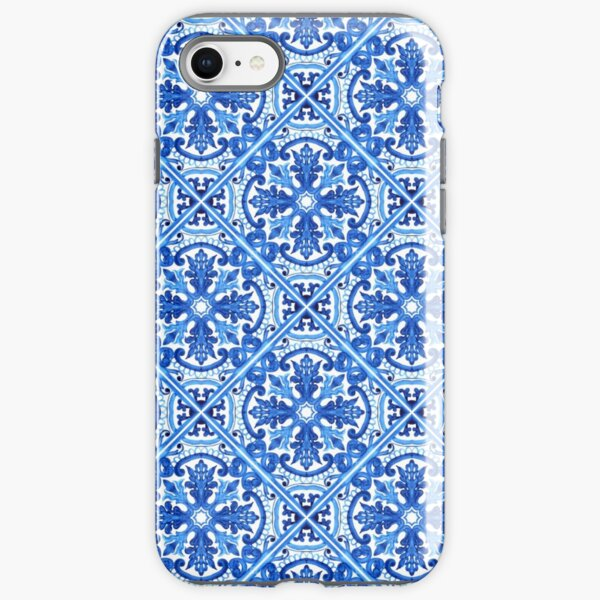 Portuguese azulejo tiles. iPhone Tough Case