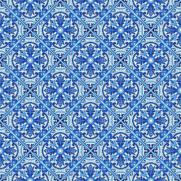 Portuguese azulejo tiles. by 1317
