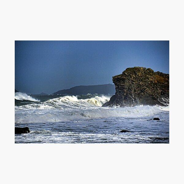 St Agnes Cornwall   2014-01-27 Photographic Print