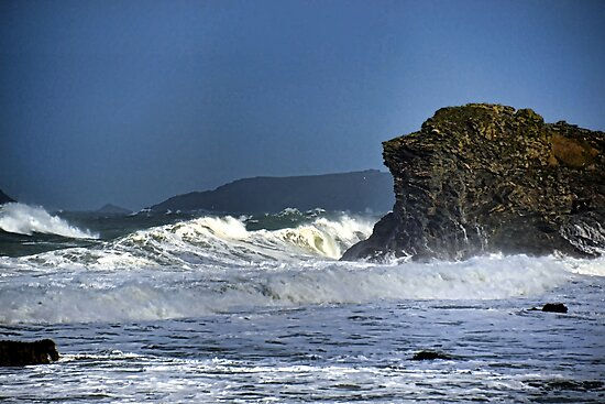 St Agnes Cornwall   2014-01-27 by lynn carter