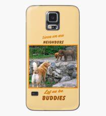 Since We are Neighbors Case/Skin for Samsung Galaxy