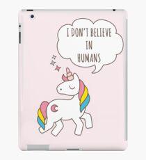 Vinilo o funda para iPad Unicornio
