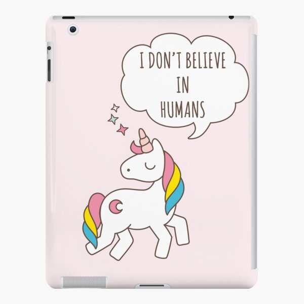 Unicorn iPad Snap Case