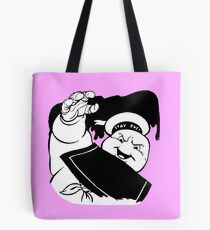 STAY PUFT ATTACK - 0293 Tote Bag