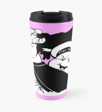 STAY PUFT ATTACK - 0293 Travel Mug
