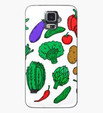 Vegetables Case/Skin for Samsung Galaxy