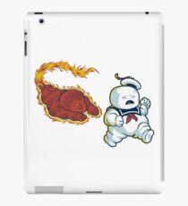 RUN MARSHMALLOW MAN - 0292 iPad Case/Skin