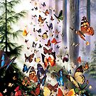 Butterfly Woods by David Penfound