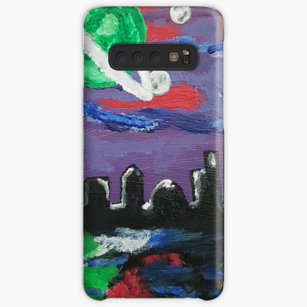 Planets Case & Skin for Samsung Galaxy
