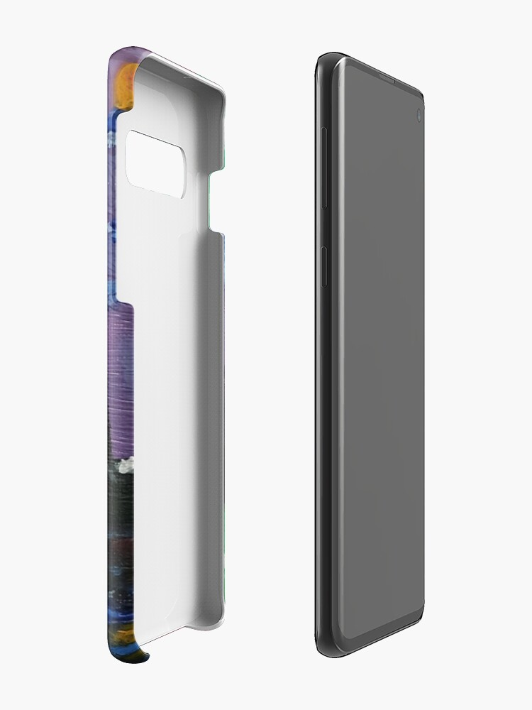 Alternate view of Planets Case & Skin for Samsung Galaxy