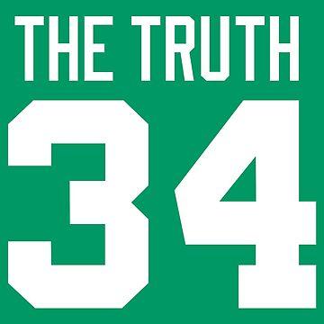 Paul Pierce Truth by epicavea