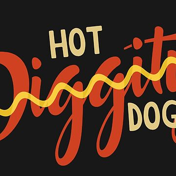 hot diggity dog by annaundso