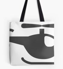 Toy Helicopter  Tote Bag