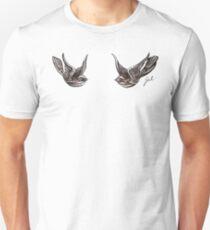Love Birds Tattoo Top T-Shirt