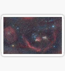 The Orion Molecular Cloud Complex Sticker