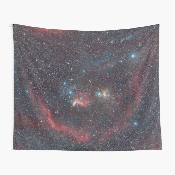 The Orion Molecular Cloud Complex Tapestry