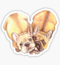 Love Bugs Sticker