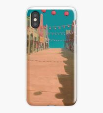 Lonely Passage | Studio Ghibli iPhone Case/Skin