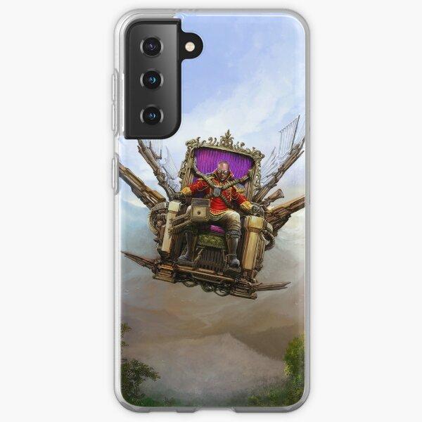 Steampunk Emperor Samsung Galaxy Soft Case