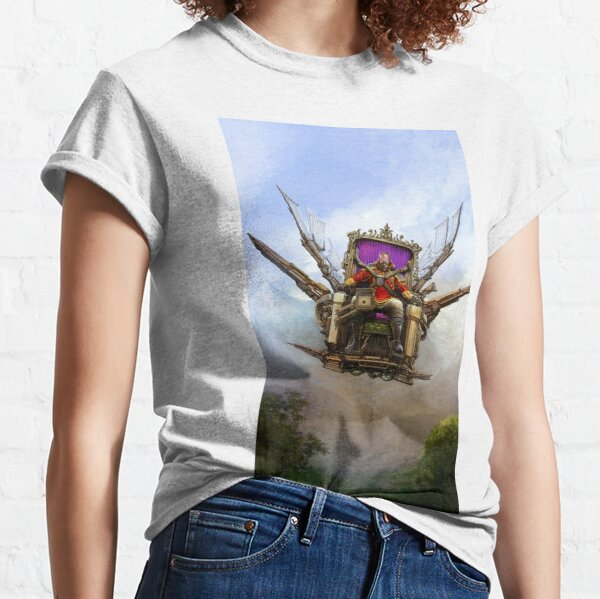 Steampunk Emperor Classic T-Shirt