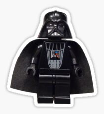 Star Wars: Darth Vader Lego Sticker