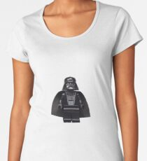 Star Wars: Darth Vader Lego Women's Premium T-Shirt