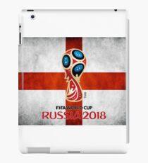 World Cup England iPad Case/Skin