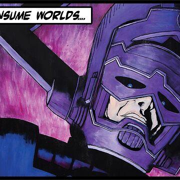 I Consume Worlds... by kamiospeedwagon