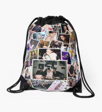 Hailee Steinfeld  Drawstring Bag
