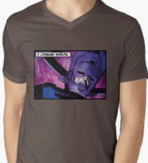 I Consume Worlds... Men's V-Neck T-Shirt