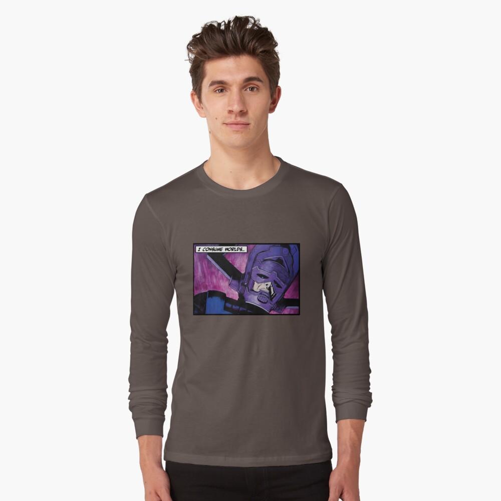 I Consume Worlds... Long Sleeve T-Shirt