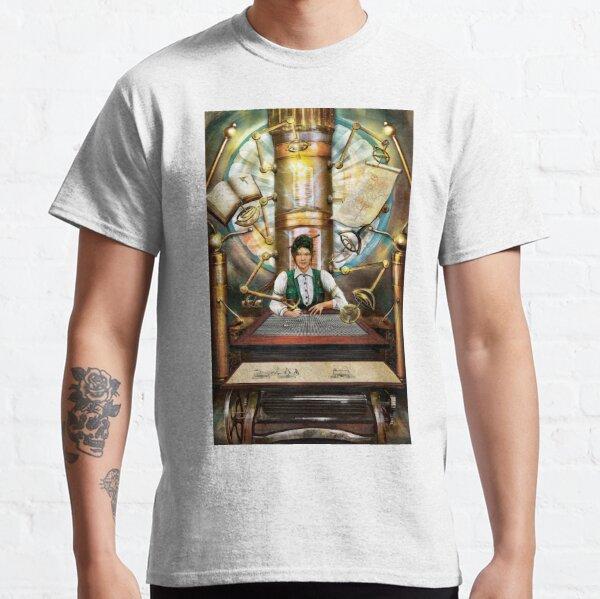 Steampunk Engineer Classic T-Shirt