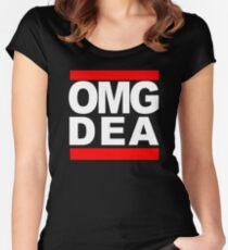 OMG DEA - 0253 Women's Fitted Scoop T-Shirt