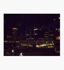 downtown providence r.i.  Photographic Print